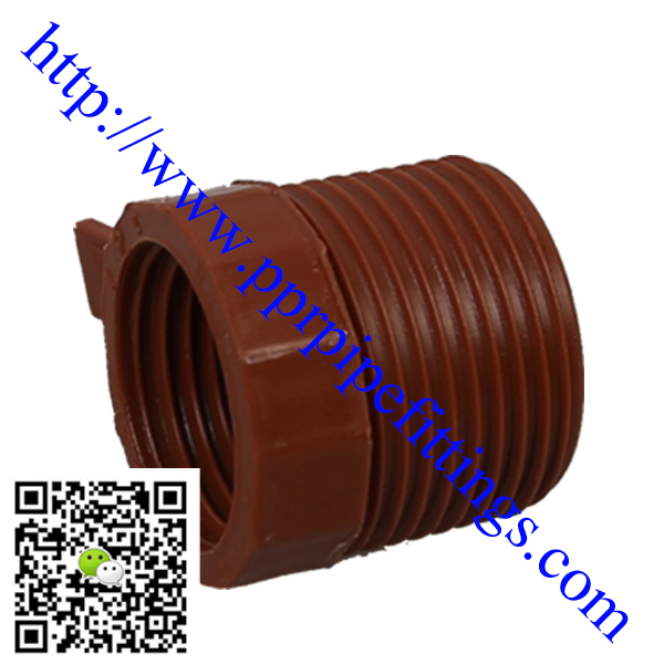 PPH PIPE FITTINGS female coupling