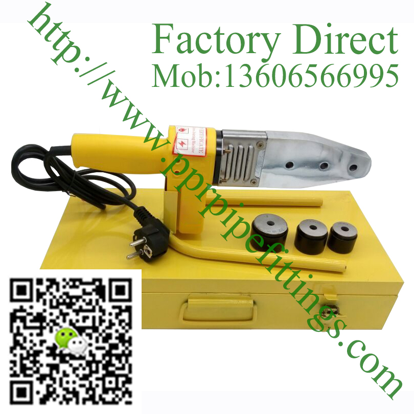 C&N AQUATHERM 32 SK PPR WELDING MACHINE light yellow