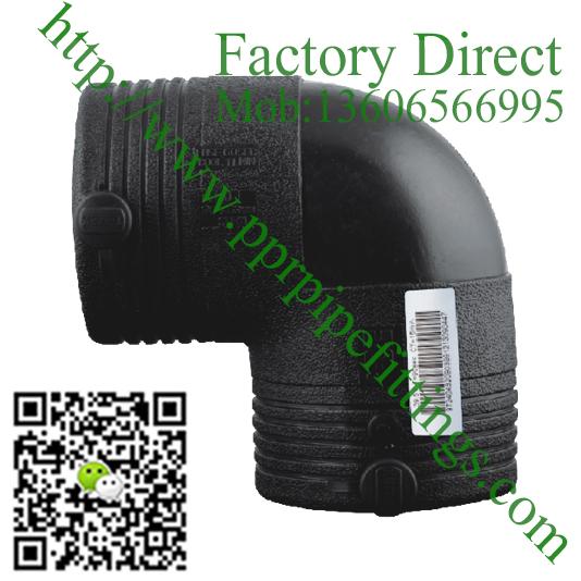 Elbow/90º Elbow /Electro Fusion 90º Elbow /HDPE Electro Fusion 90º Elbow Pipe Fittings