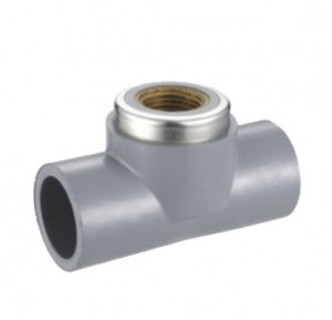 Astm cpvc sch80 fittings for Copper to plastic fittings