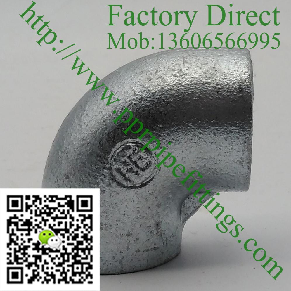 GI Fittings, MI fittings,plain bake cast iron fittings
