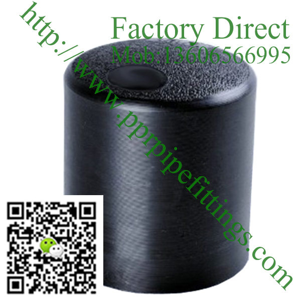 HDPE pipe end caps hdpe butt fusion end cap
