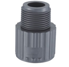 MALE ADAPTER ASTM CPVC SCH80 FITTINGS