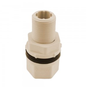 MALE FEMALE UNION tank connector CPVC ASTM D2846 pipe fittings