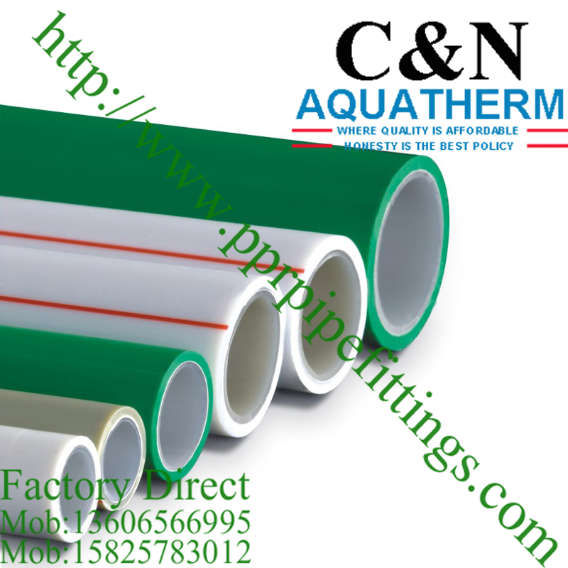 PPR-Al-PPR Composite Pipe