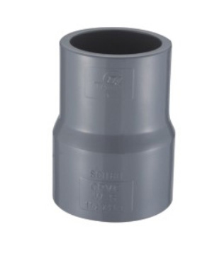 Reducing socket ASTM CPVC SCH80 FITTINGS