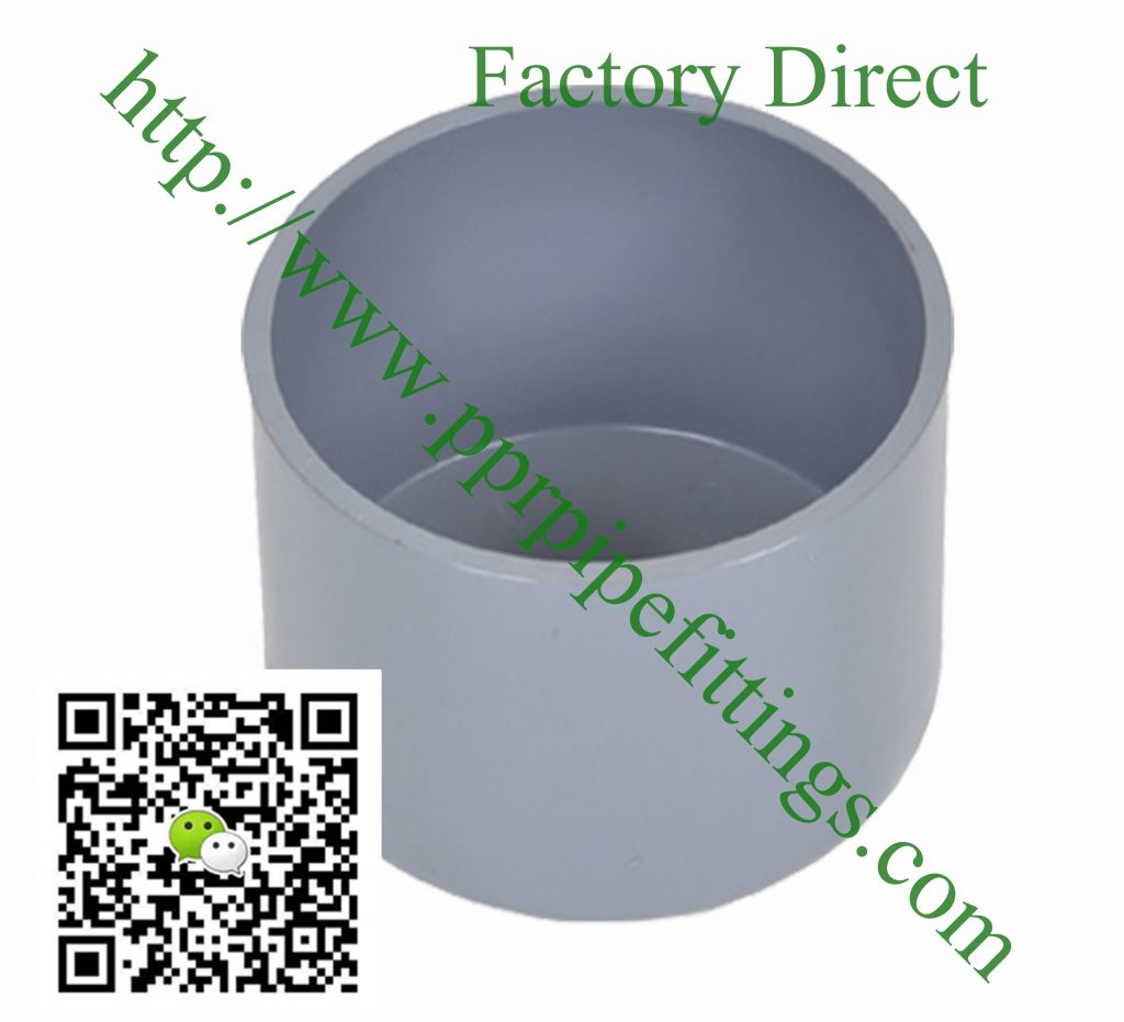 bs en 1452 pvcu pipe fittings end cap