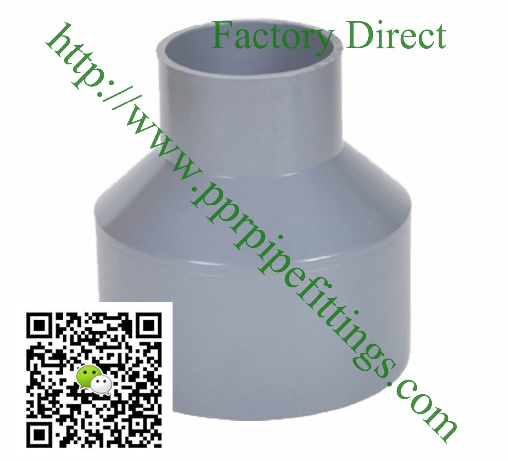 bs en 1452 pvcu pipe fittings reducing coupling
