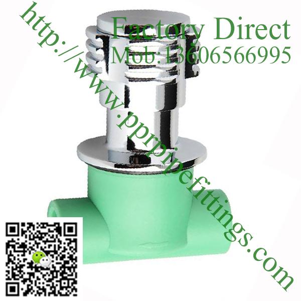 C&N AQUATHERM concealed valves CNCV05
