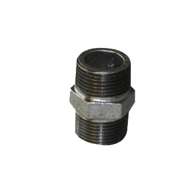 hot dipped galvanized iron nipple fittings