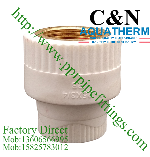 pb pipe fittings female socket