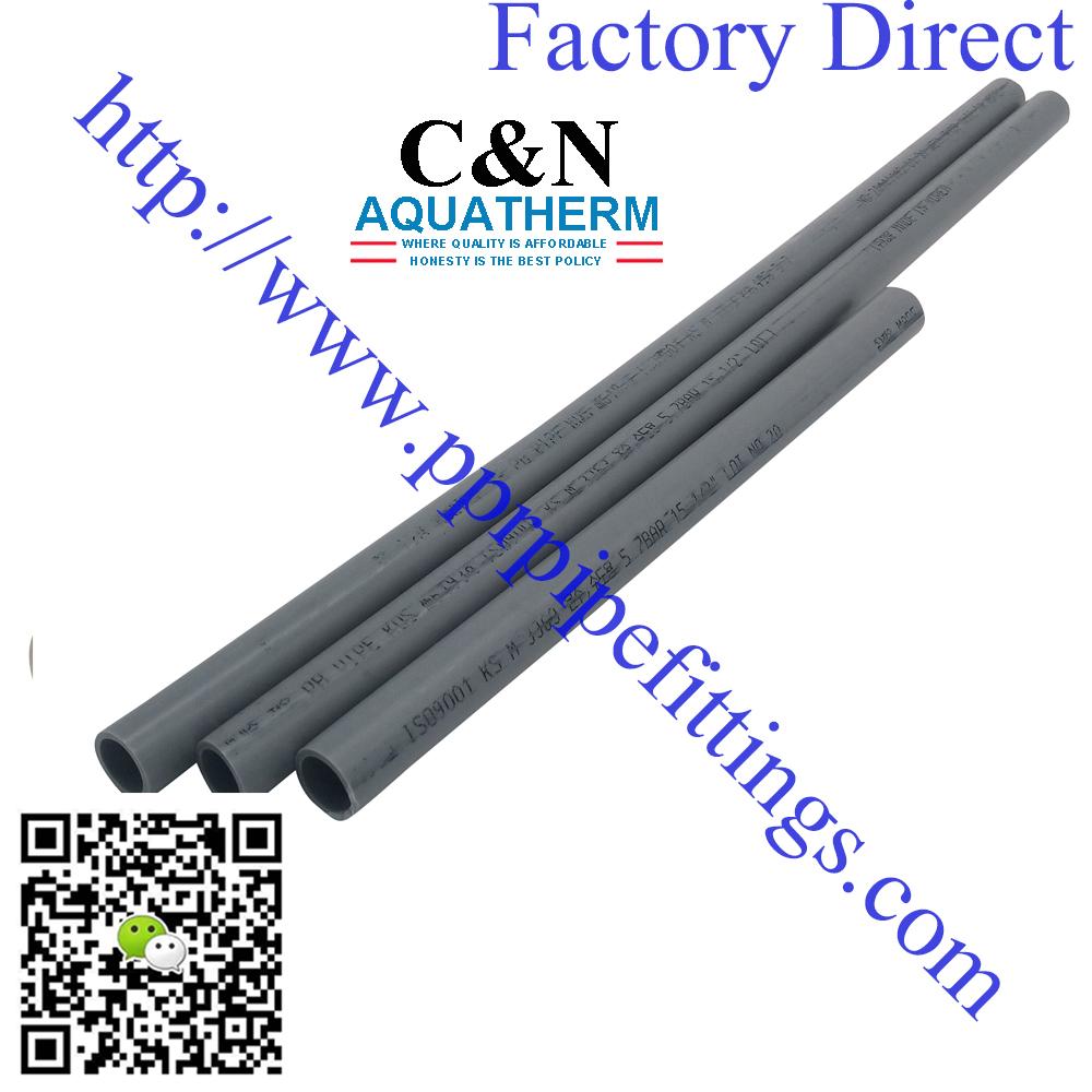 polybutlene pipe
