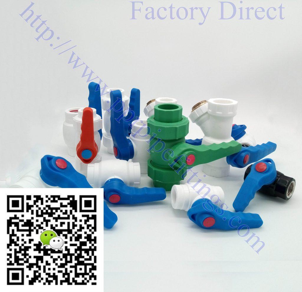 ppr ball valves