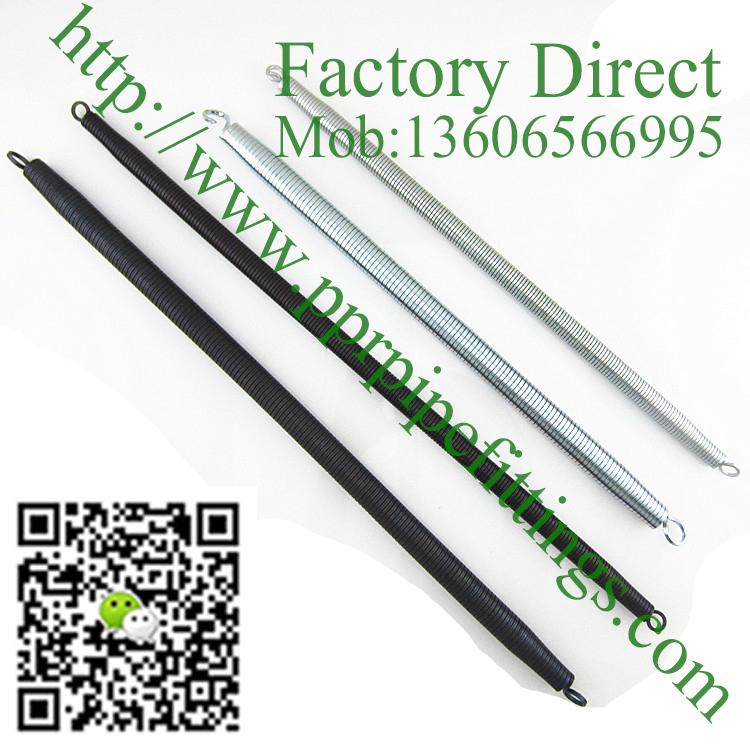 PVC tubing bending springs inner outer spring