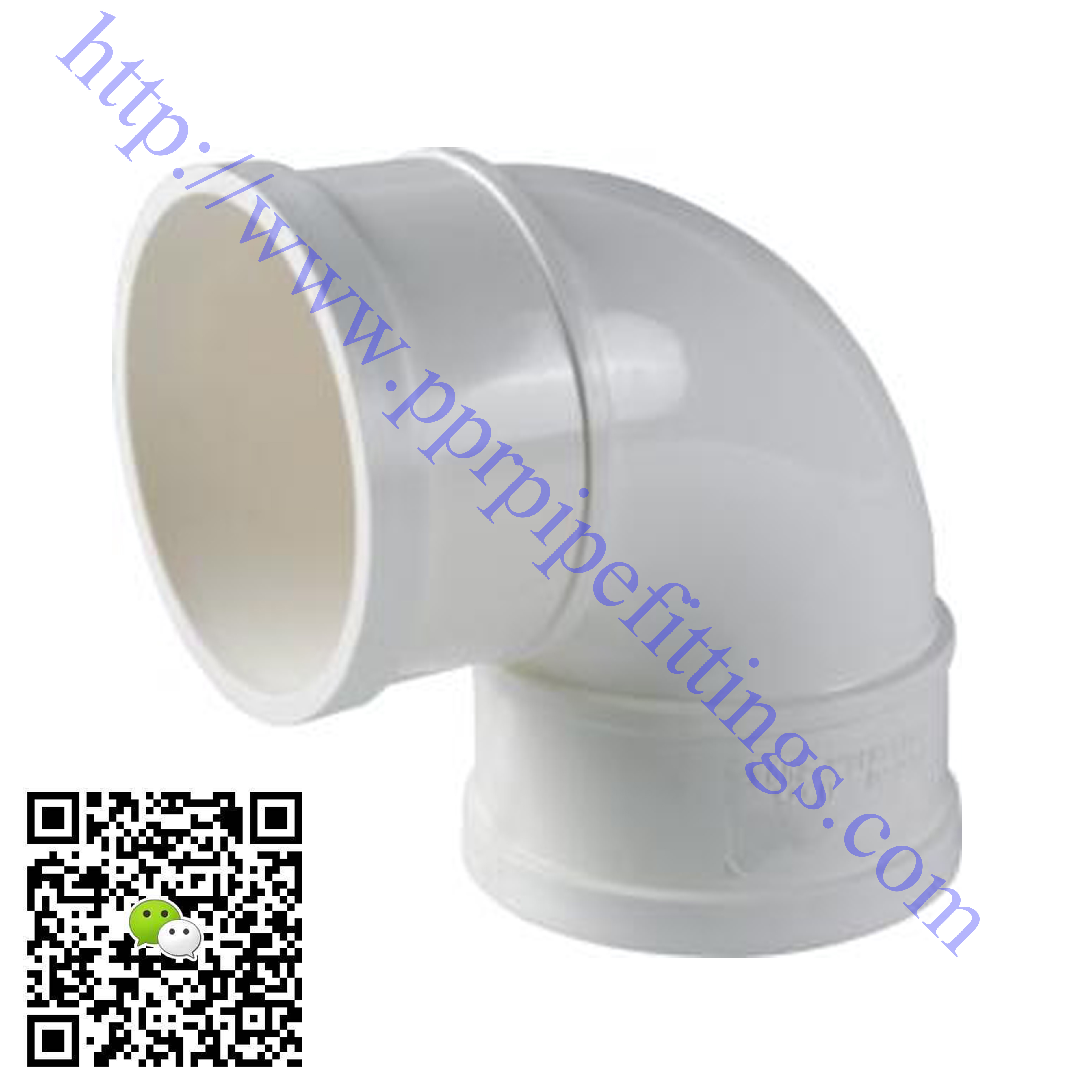 pvc-u pipe fittings 90 deg elbow