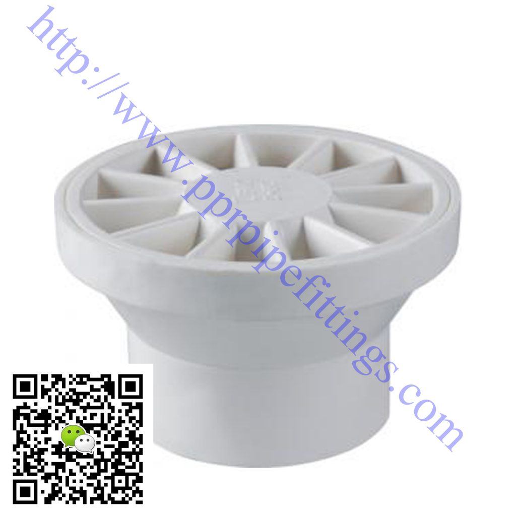 pvc-u pipe fittings floor drain
