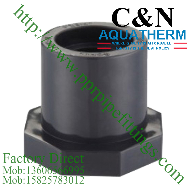 sch 80 pvc fittings reducing ring